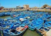 Port au Maroc