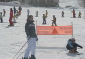 margot au ski
