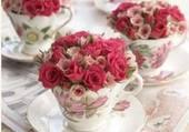 decoration avec des fleurs