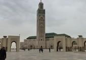 mosquée HASSAN II CASABLANCA