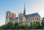 Puzzle cathédrale de notre dame de paris