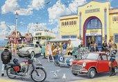 Puzzle Image vintage