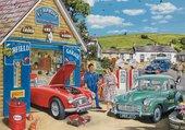 Garage du village