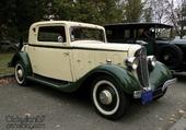 CHENARD&WALKER AIGLON 9CV COUPE 1934