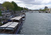 Puzzle Paris, la Seine