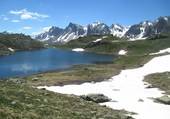 Lac Long Htes Alpes