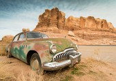 Puzzle buick