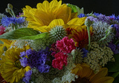 Puzzle Bouquet varié