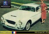 Puzzle coupé 403 Frua
