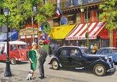 Puzzle Paris vintage