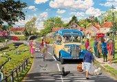 Puzzle Bus du village