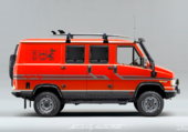 FIAT DUCATO DANGEL 4X4