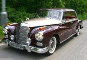 MERCEDES 300D 1958