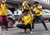 Johannesburg en musique