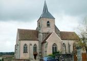 Eglise de Saint Brancher