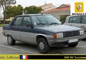 Renault 9 Lousiane