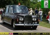 RR Phantom VI Silver Jubilée