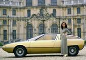Citroën camargue bertone 1972