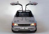 1993 MERCEDES 300SC KARMAN