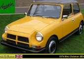 Mini Clubman SRV4