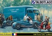 Team Talbot-Lago