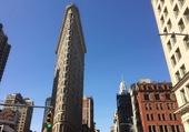 Puzzle Immeuble Fer à repasser à New York