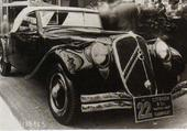 CABRIOLET TRACTION 22CV 8 CYLINDRES