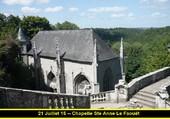Chapelle Ste anne 29 Le Faouët
