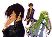 Suzaku,Lelouch et Situ