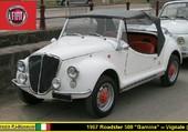 Puzzle Fiat 500 Gamine Vignale