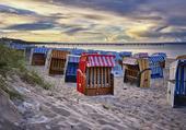 plage allemande