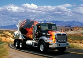 camion MACK