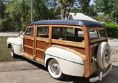 ford 1948 woodie