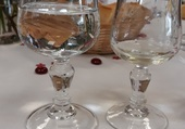 verres et cuillère