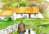 Cottage au Connemara