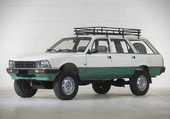 504 PEUGEOT BREAK DANGEL 4X4