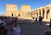 Temple de Philae en Egypte