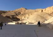 Vallée des rois Egypte