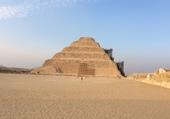 Complexe funéraire de Saqqarah. Egypte