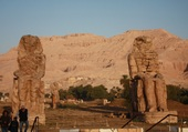 Porte de la Vallée des rois Egypte