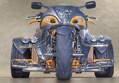 trike moteur vw
