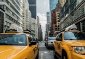 Puzzle TAXI-CAB NEW YORK