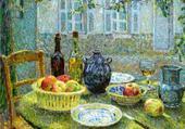 la table-Le Sidaner