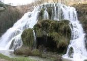 Puzzle Cascade des Tufs Jura