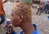 la coupe Ananas