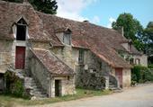 Puzzle Maisons du village Lignac