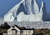 impressionnant Iceberg