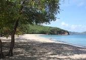 Plage de rinidade et Tobago Antilles