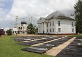 Mosquée et Synagogue à Paramaribo
