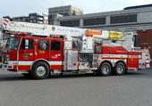 Puzzle camion incendie